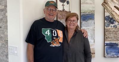 Peter Davis and Susan Crampton Davis