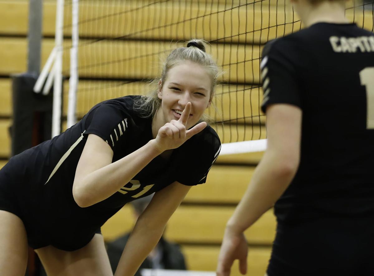 Paige Bartsch state semifinals