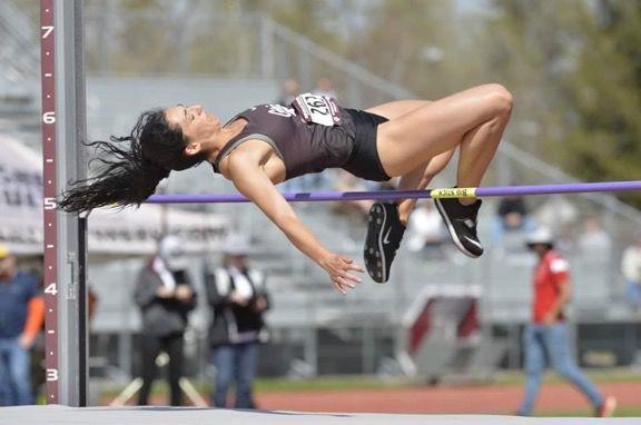 Montana Erika McLeod heptathlon