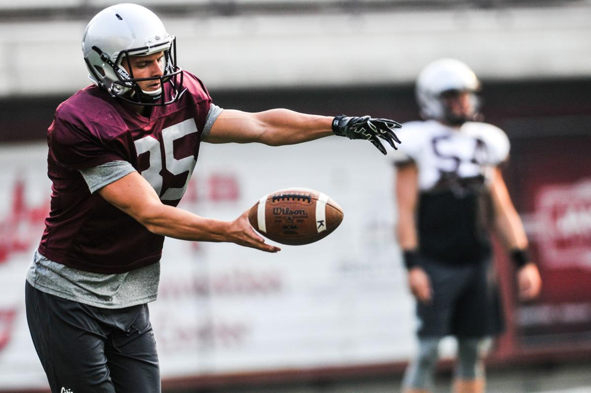 Montana football's Eric Williams not punting on prestigious