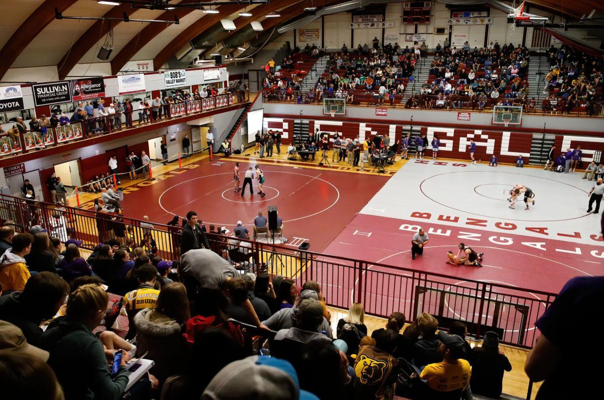 Helena divisional wrestling