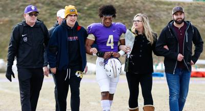 A King's Journey: How Carroll College's Isazah King chose his family and his future
