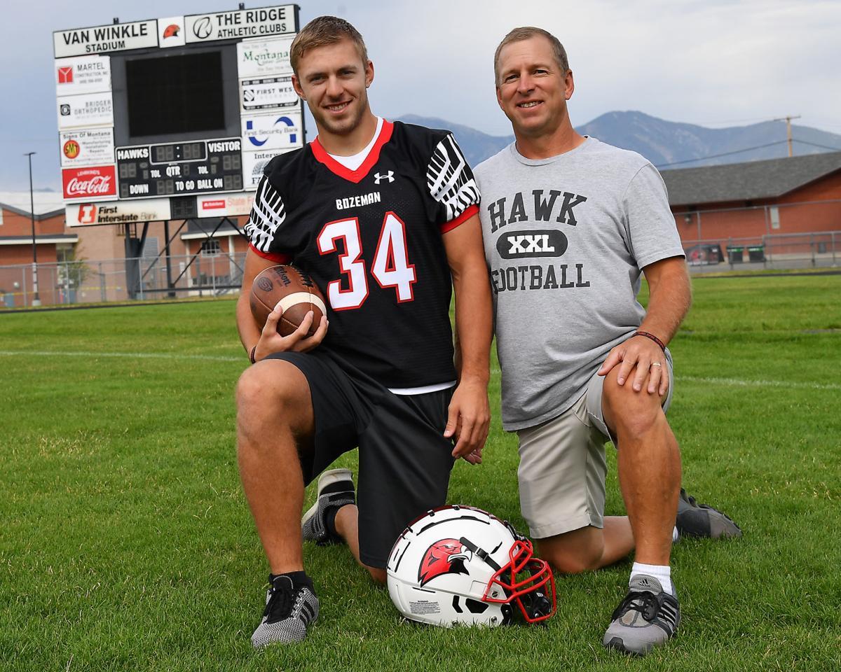 Bozeman's Asher and Guy Croy