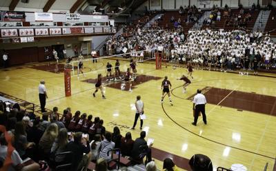 Helena High, Capital volleyball 2021