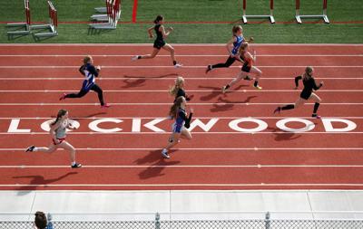 Lockwood track meet