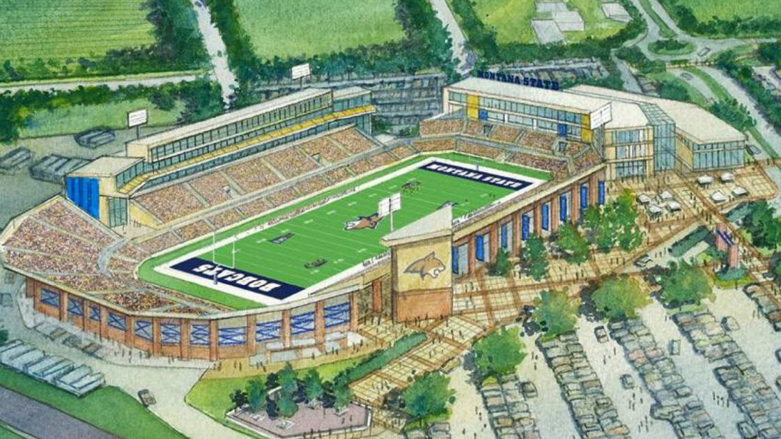 Montana State Moves Closer To Fundraising Goals For Phase 1 Of Facilities Master Plan Msu Bobcats 406mtsports Com