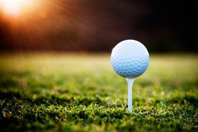 Golf Stock Image