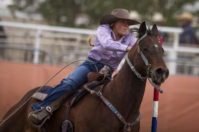 Montana High School Rodeo Association state championships
