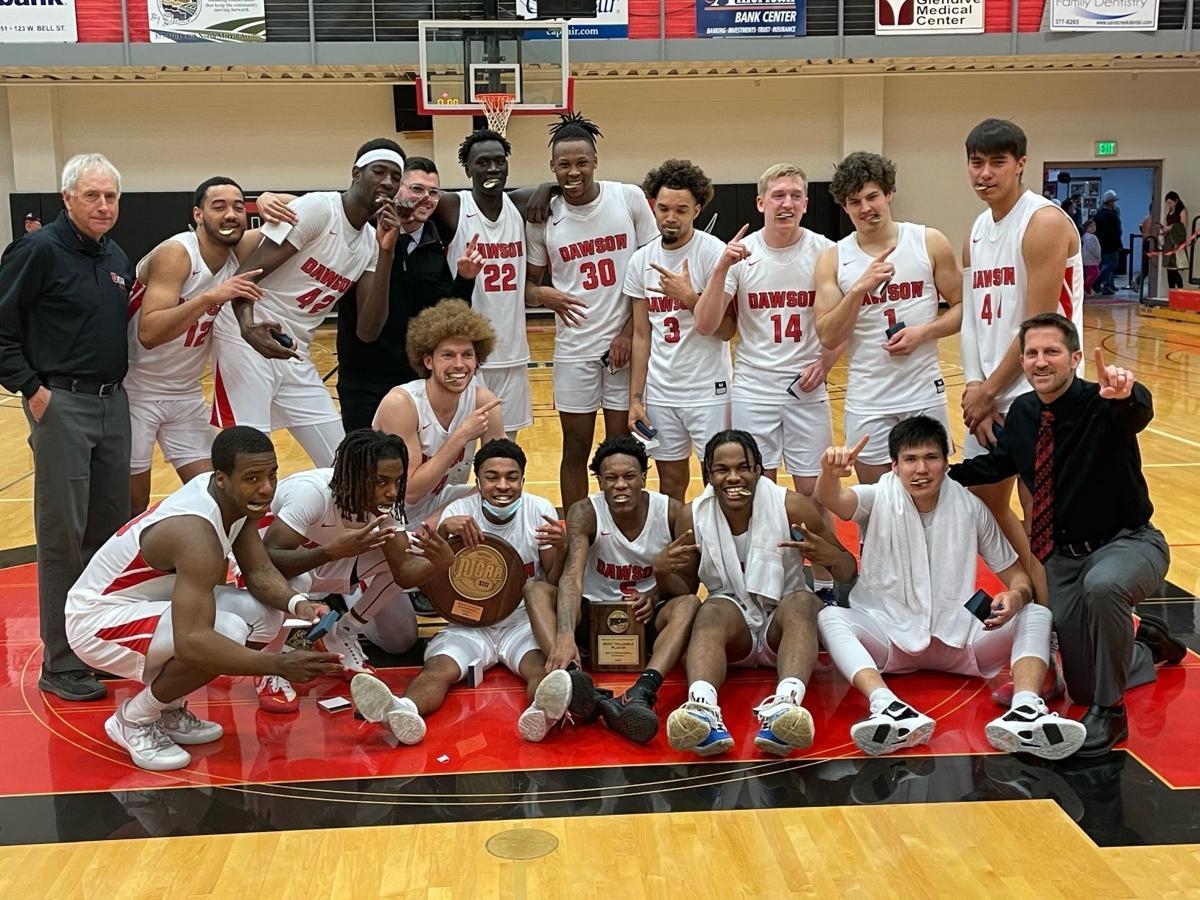 Dawson CC Bucs win Region XIII title