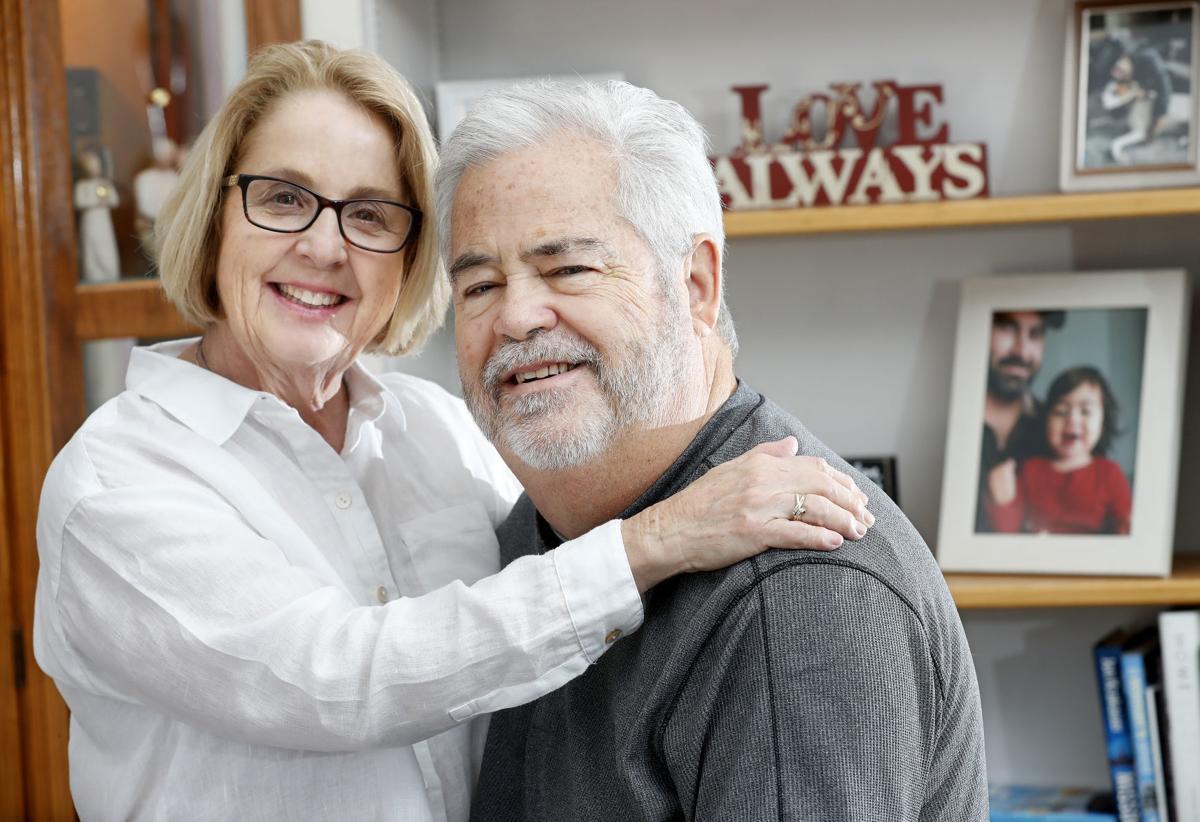 Bruce and Lisa Parker