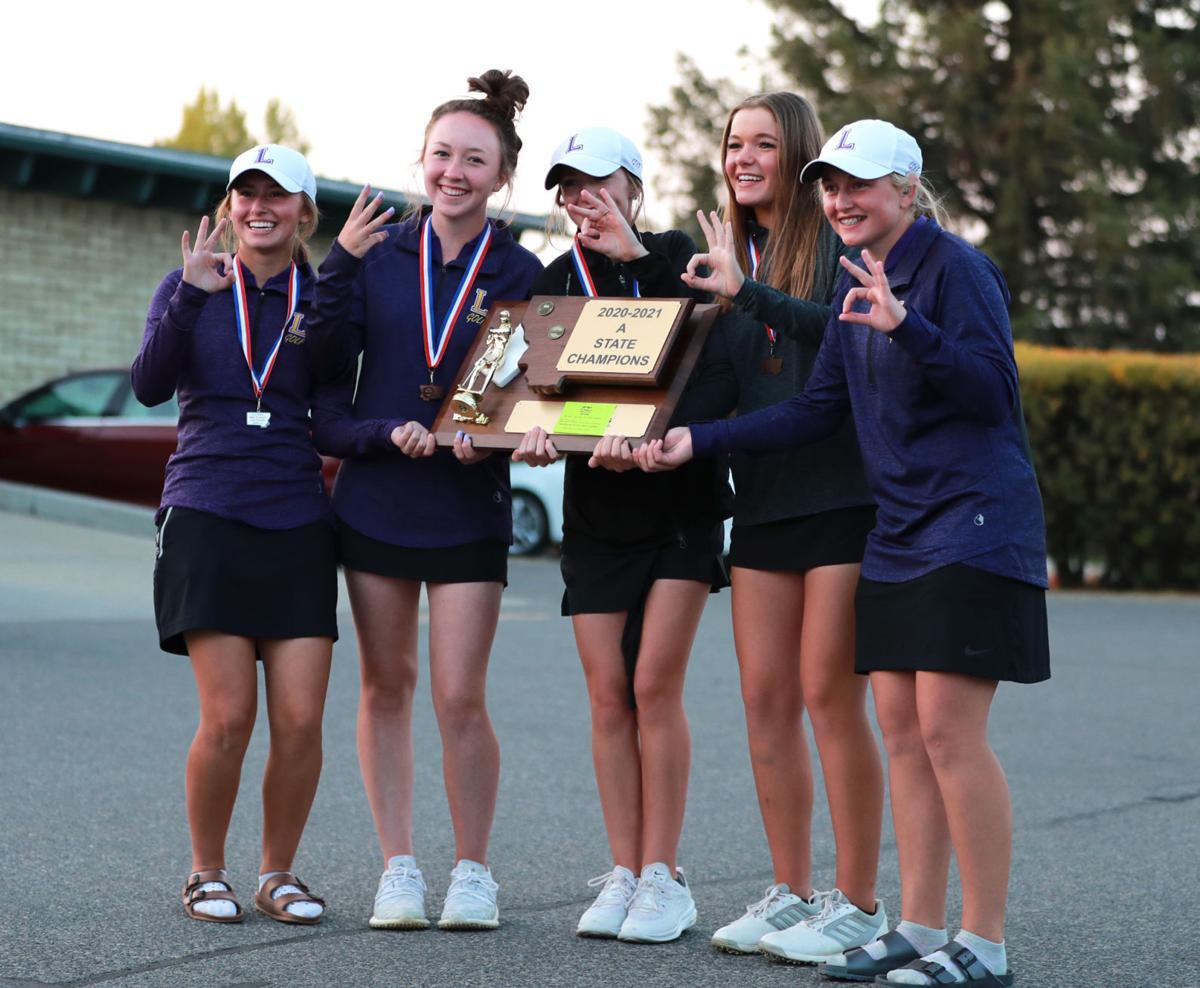 State A - Laurel Girls Trophy