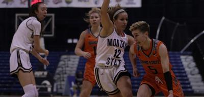 Women's basketball: Idaho State at Montana State