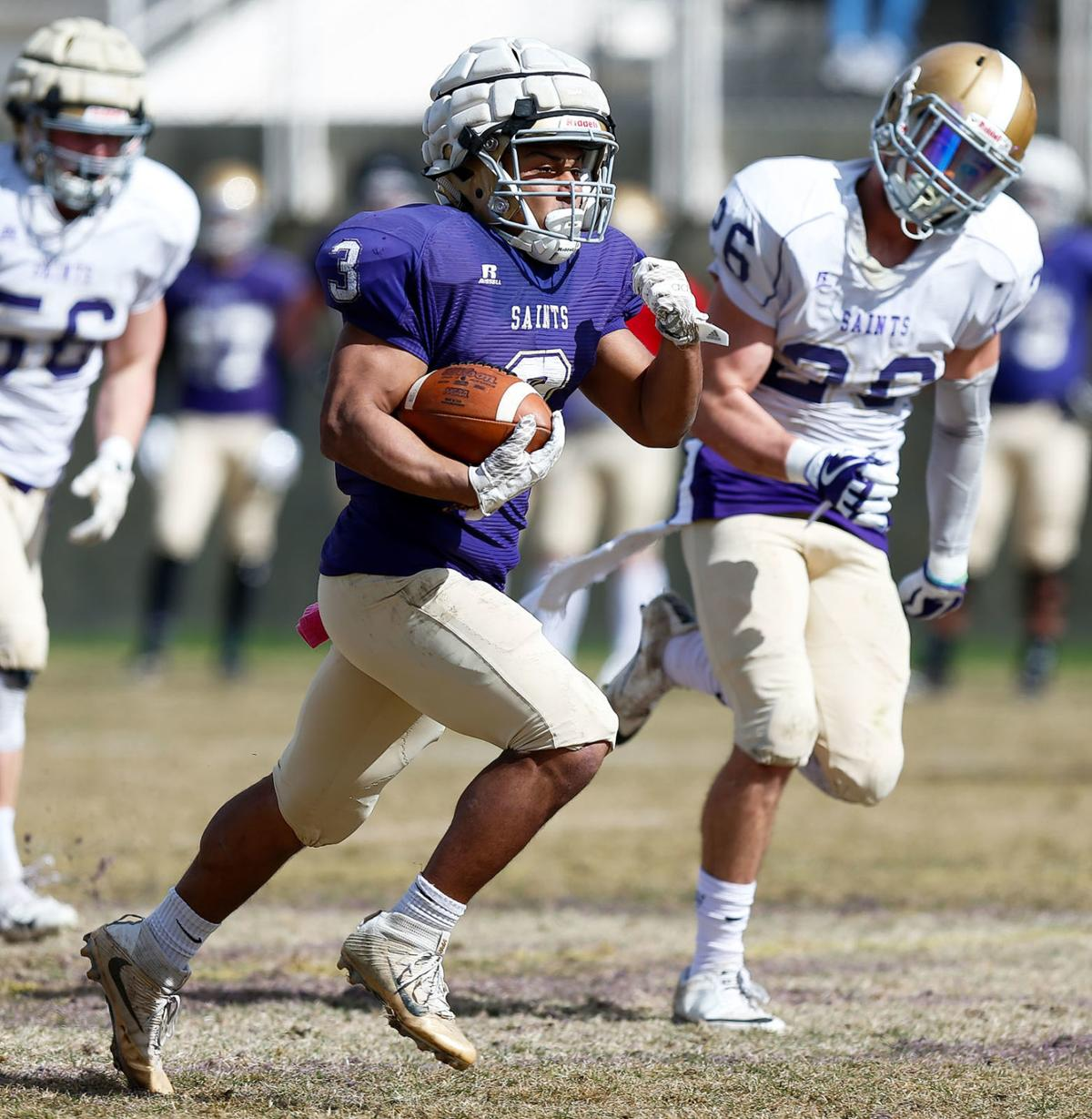Carroll College Football Upperclassmen Learning To Become