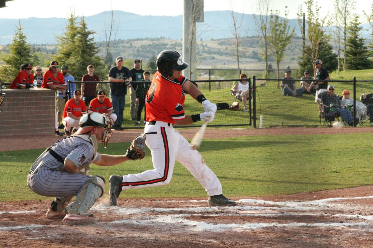 David Melfi June 1, 2021 home run