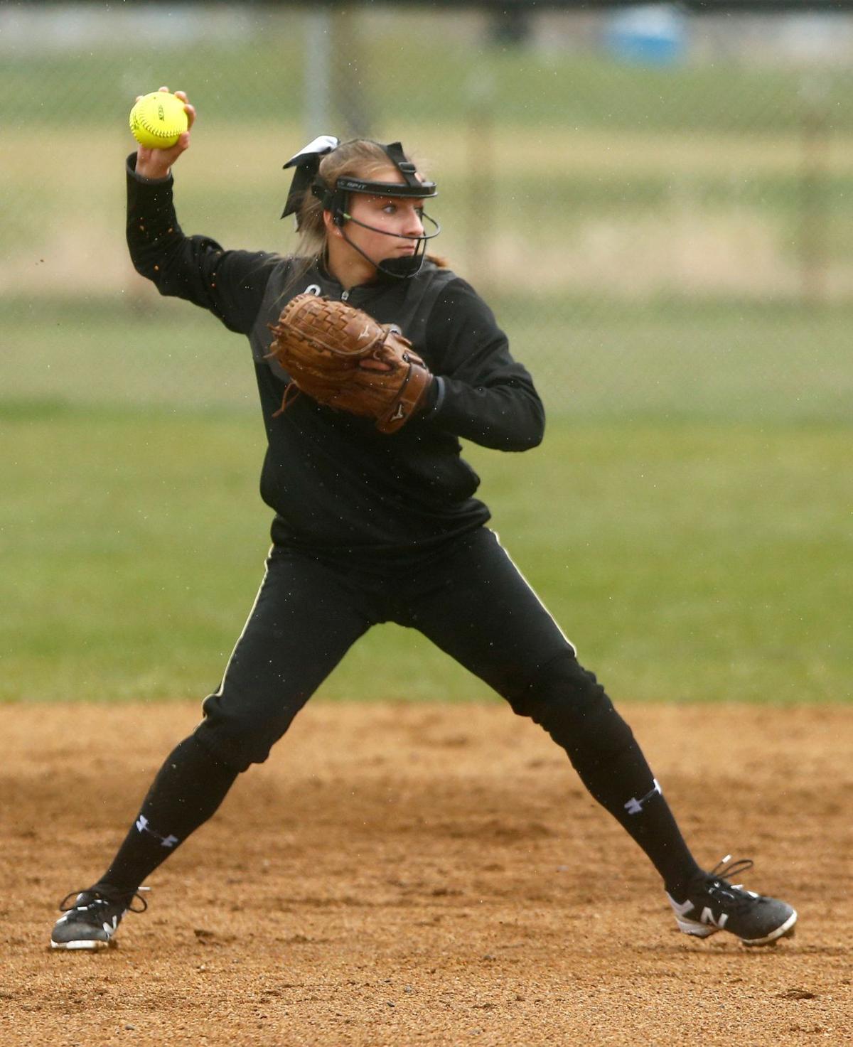 Billings West shortstop Lauren Blaschak