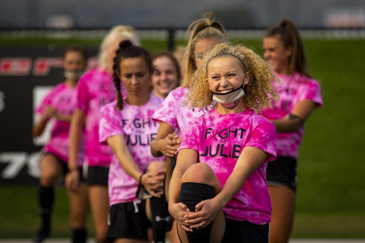 Billings West vs. Billings Senior girls soccer