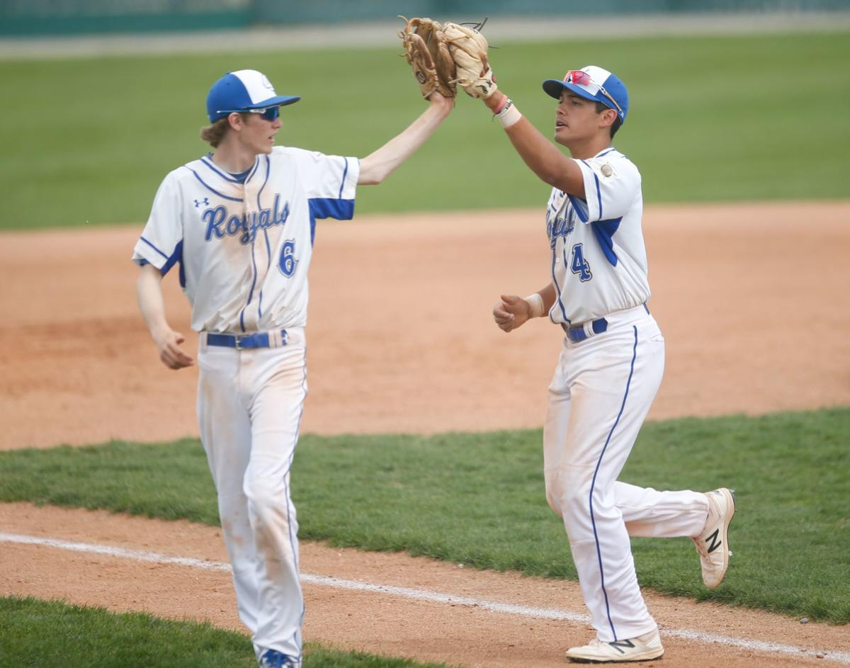 Royals take twin bill from Butte