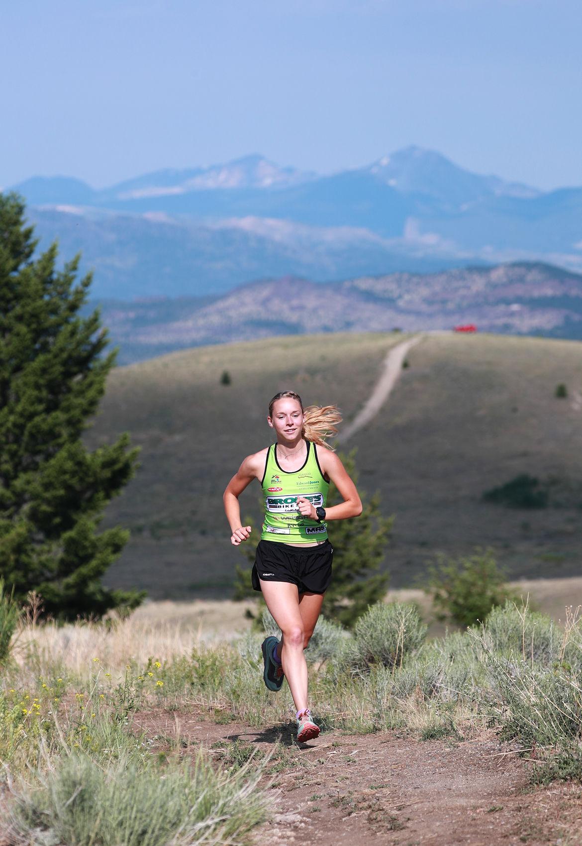 Butte athlete wins triathlon