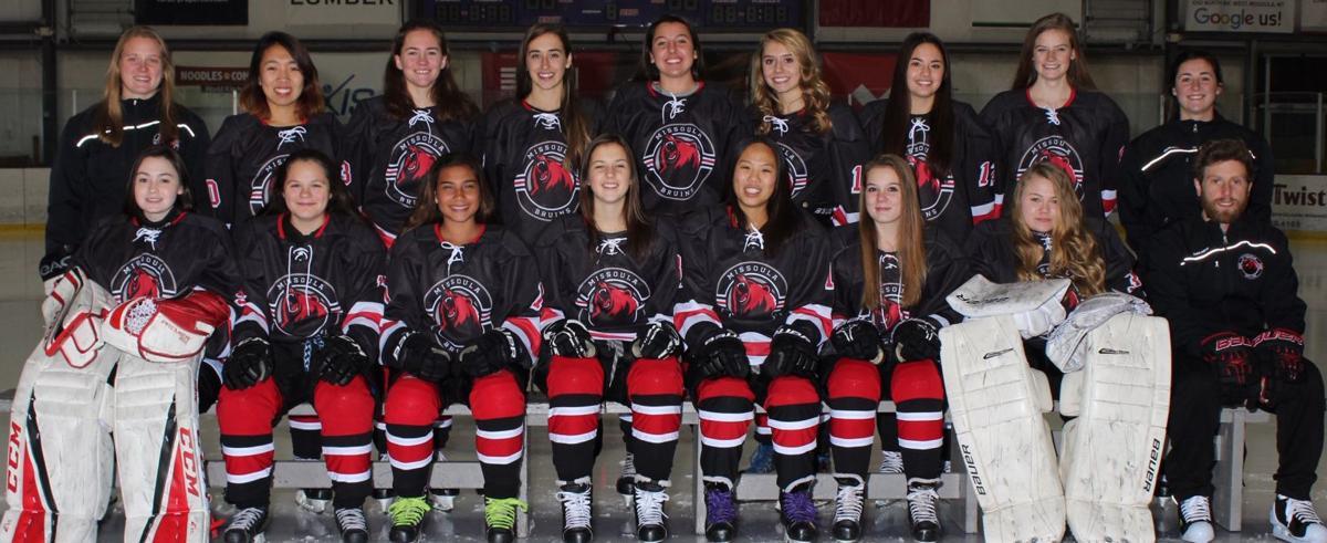 Lady Bruins team photo