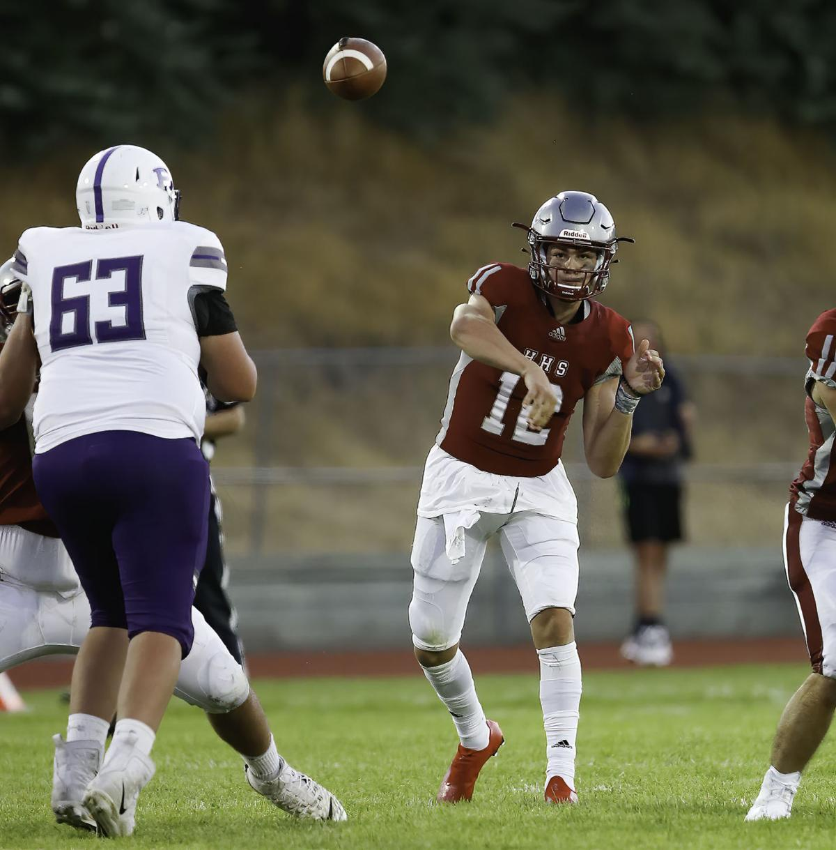 Helena High Football vs Butte