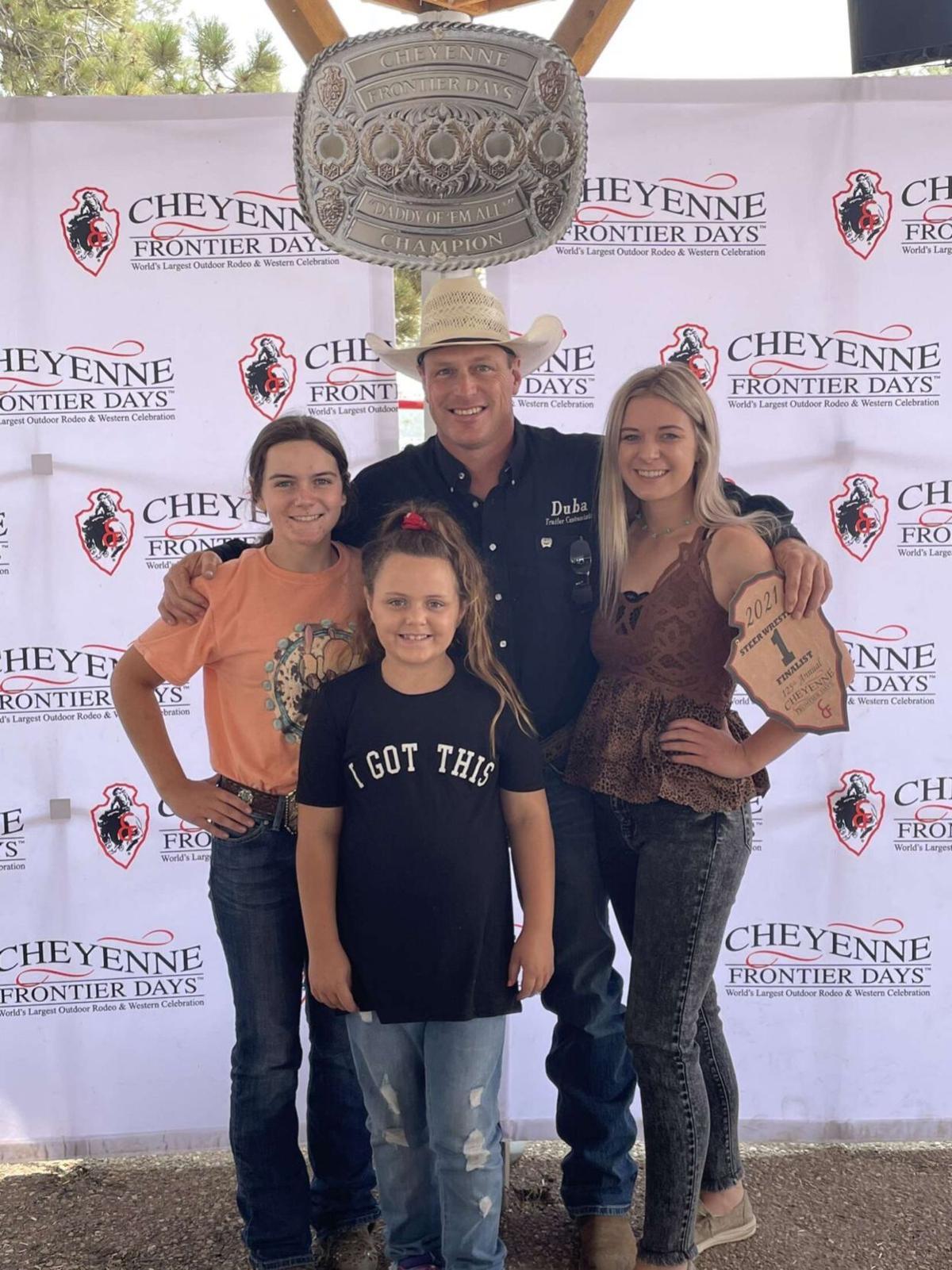 Whitaker family photo