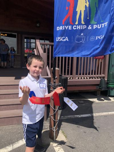 Missoula Wyatt Hedges PGA Drive, Chip & Putt