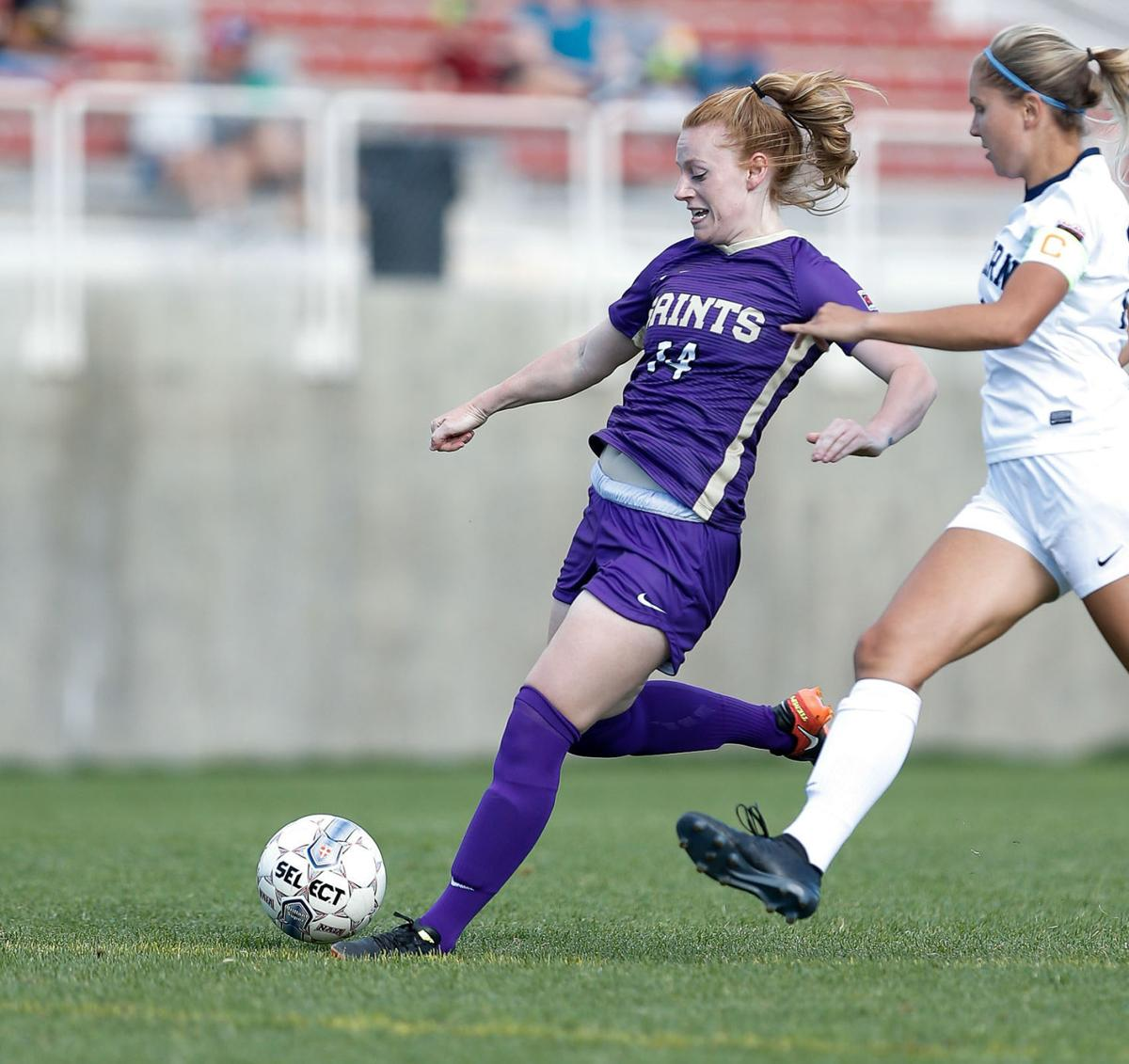 6a6d444e Carroll College women rally late to earn draw against Eastern Oregon ...