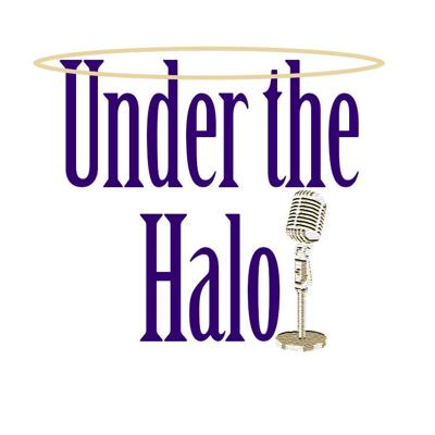 Under the Halo logo