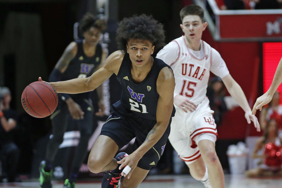 Washington Utah Basketball