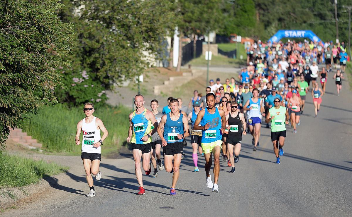 Running for their health': Governor's Cup helps Caring