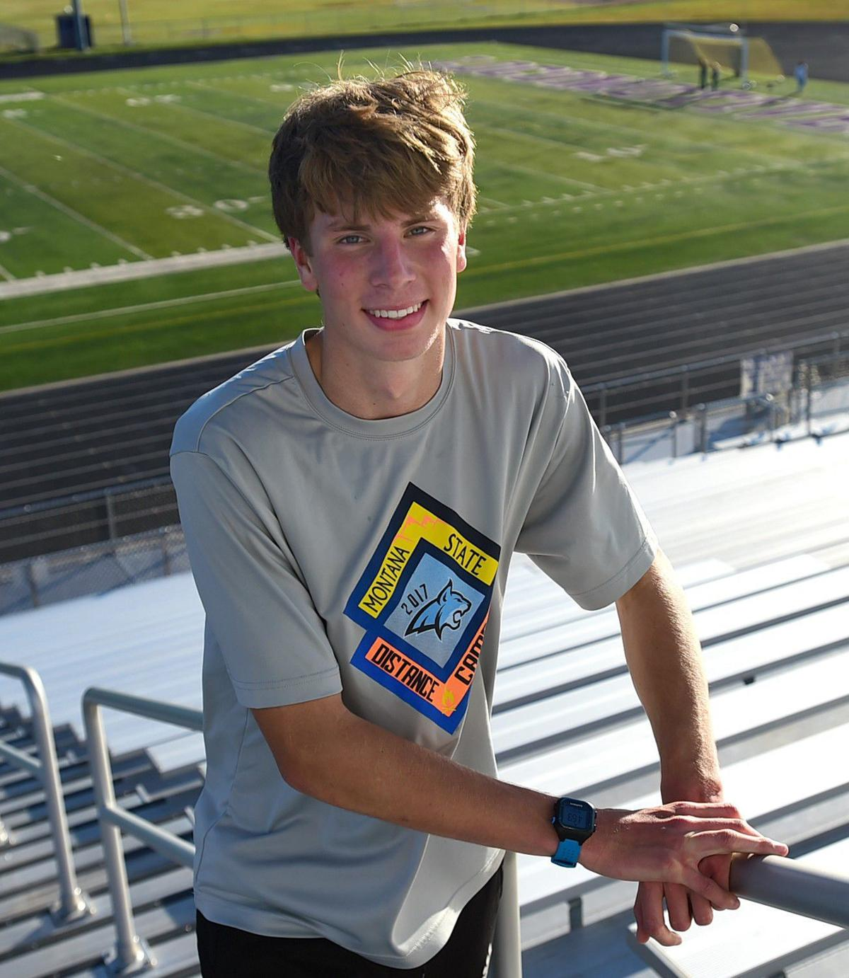 Levi Taylor follows in footsteps of Laurel running greats