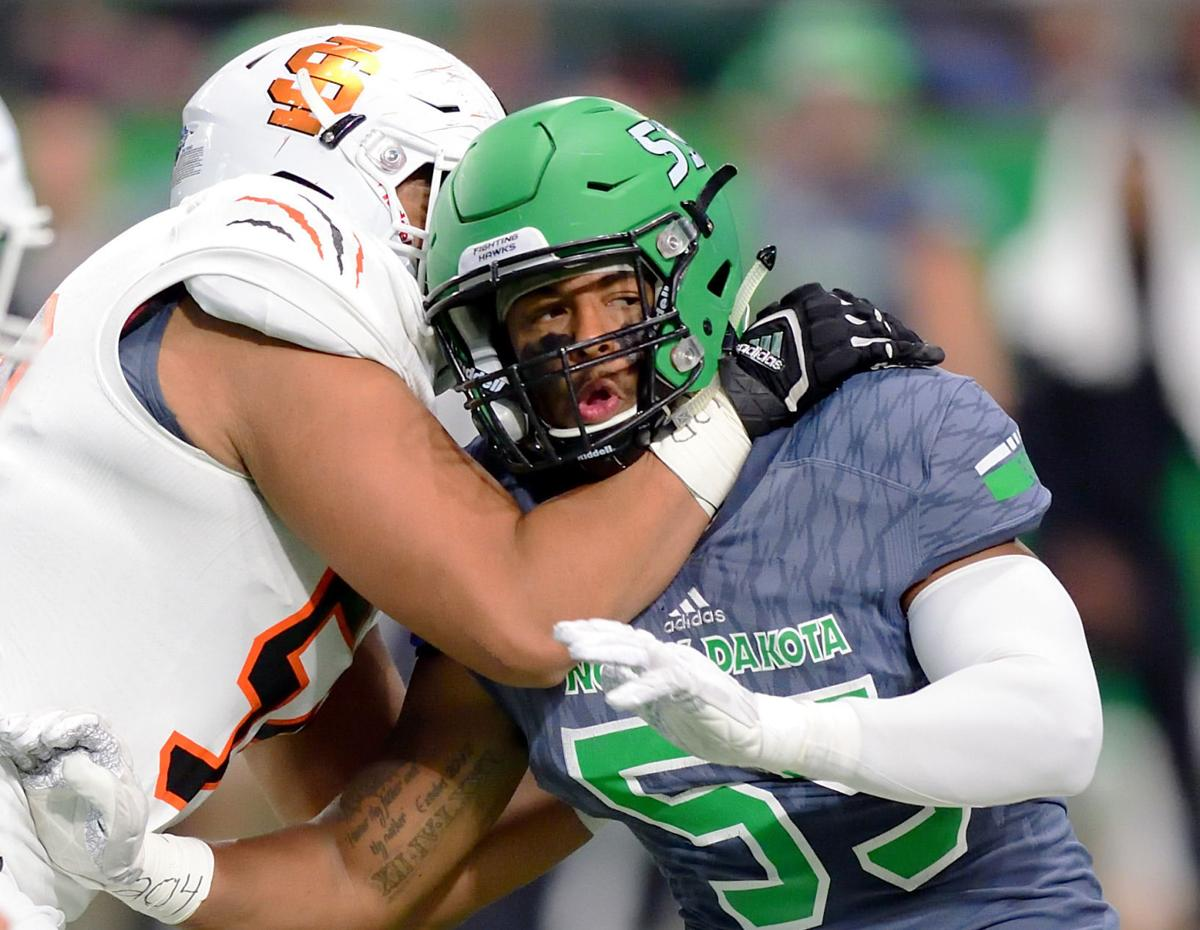2019 Ncaa Division I College Football Team Previews North Dakota Fighting Hawks The College Sports Journal
