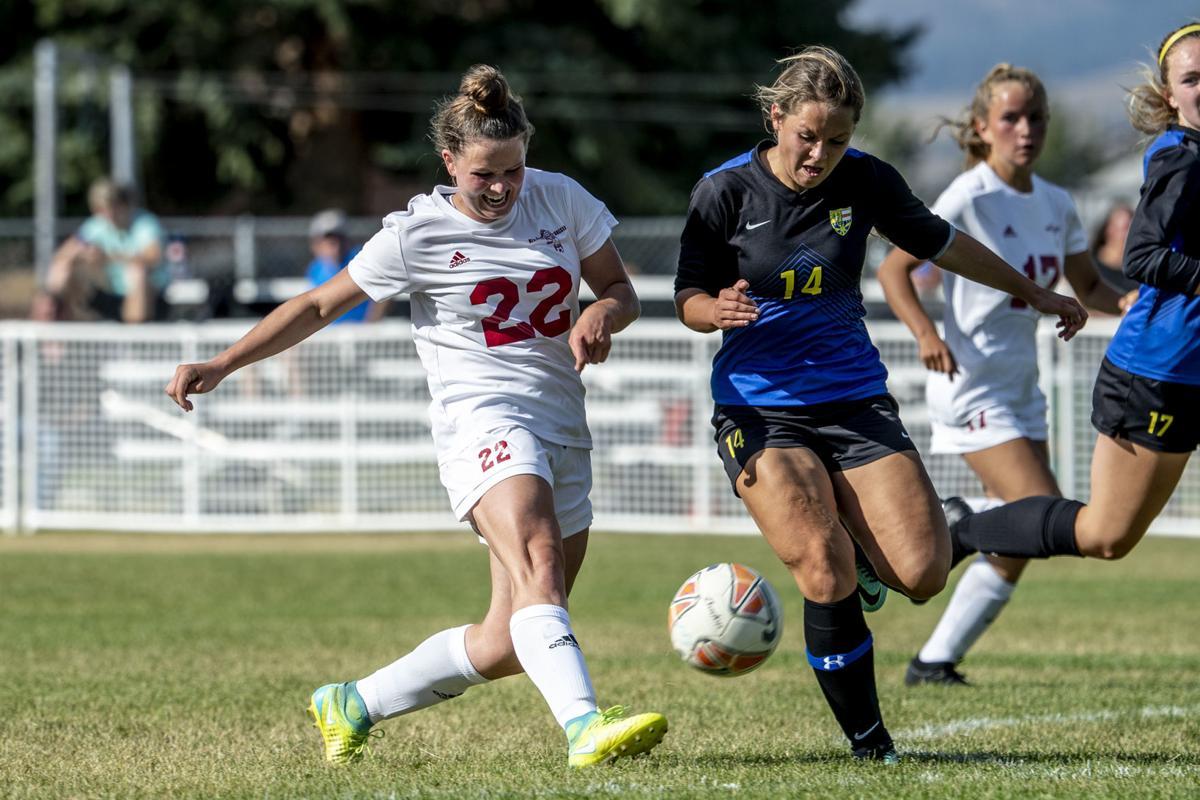 Big Sky girls soccer vs Helena 04