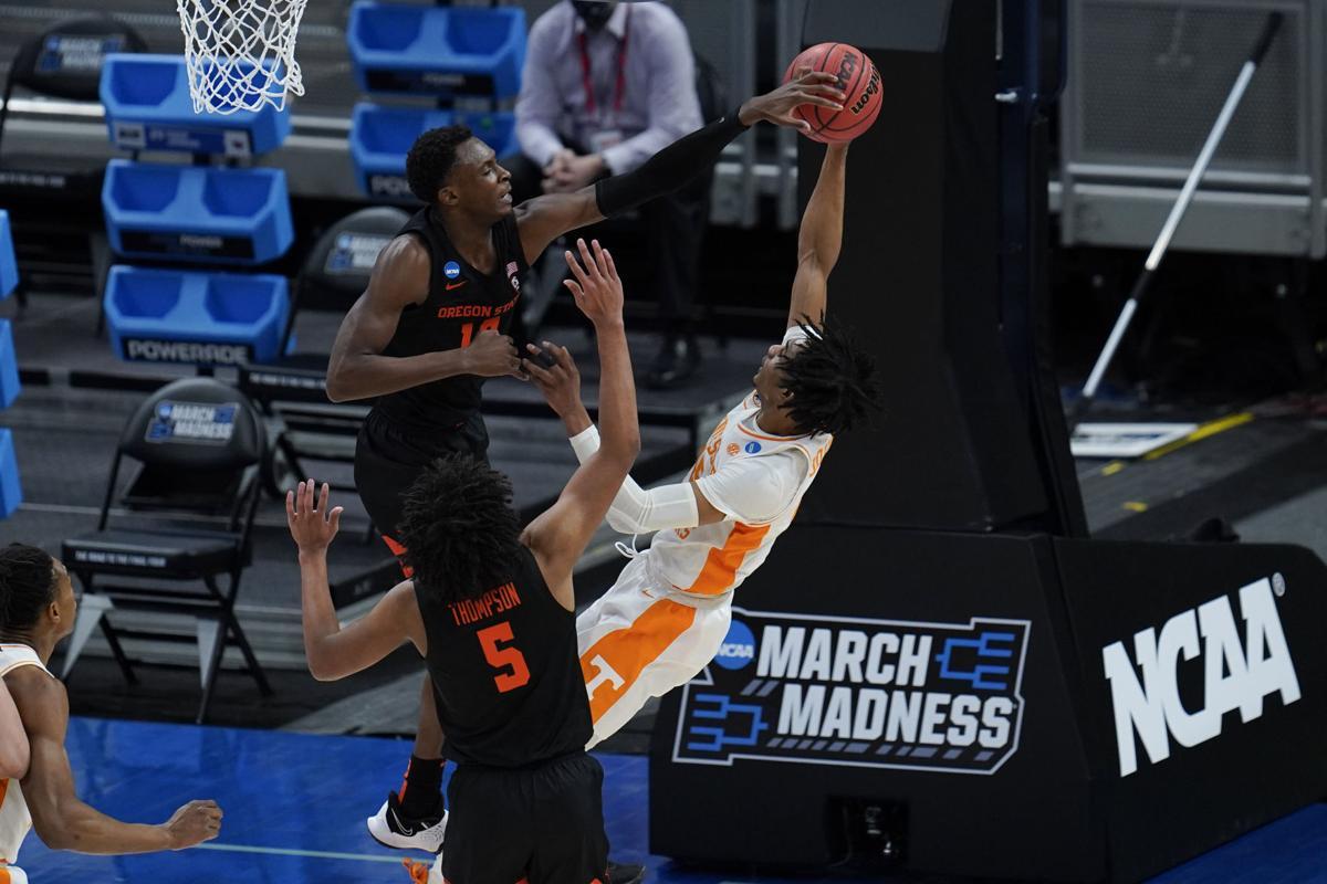 NCAA Oregon State Tennessee Basketball