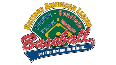 Billings American Legion Baseball logo