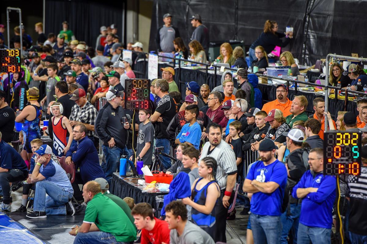 Montana Open Wrestling