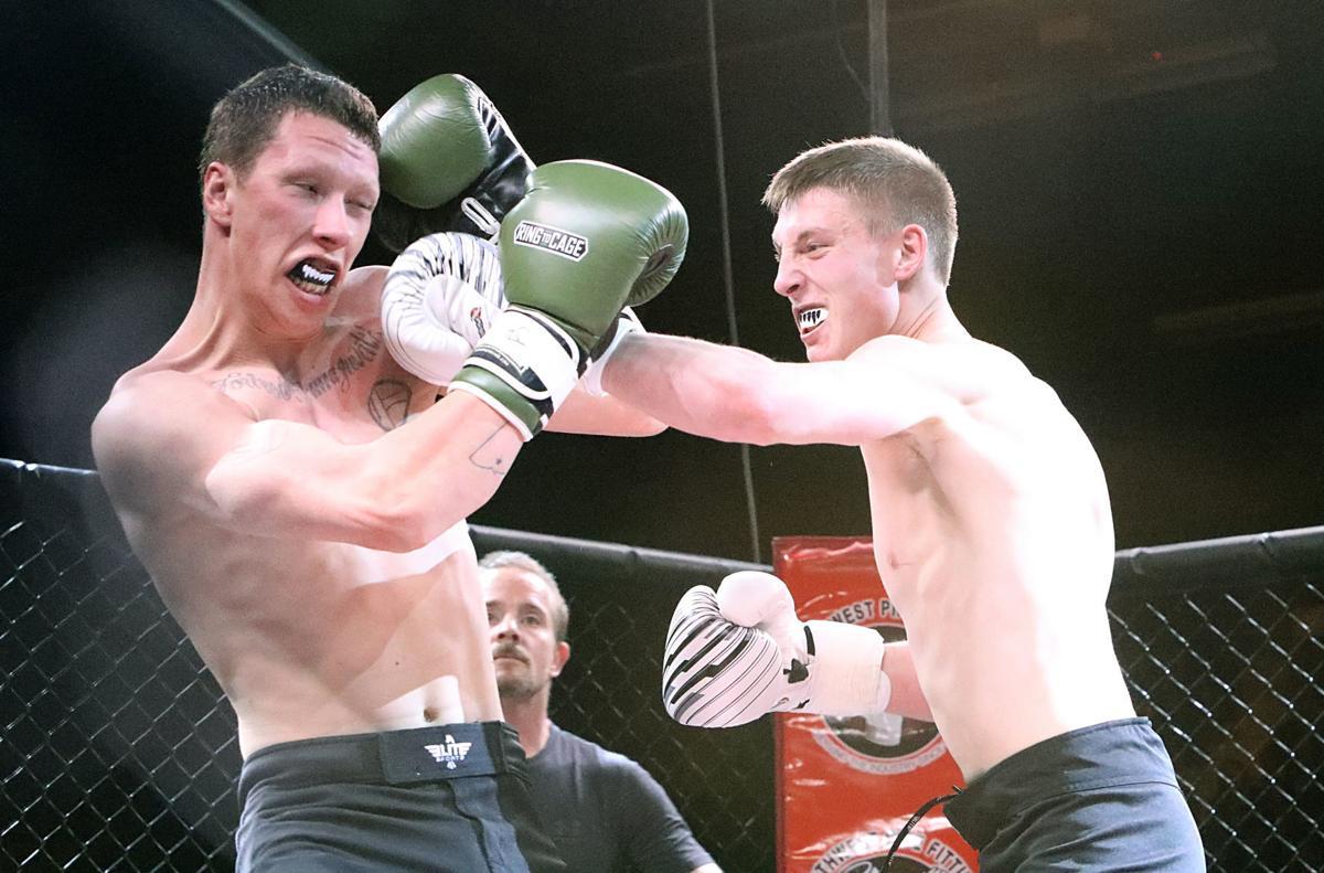 Butte's Sam Rauch wins world Muay Thai title in his hometown