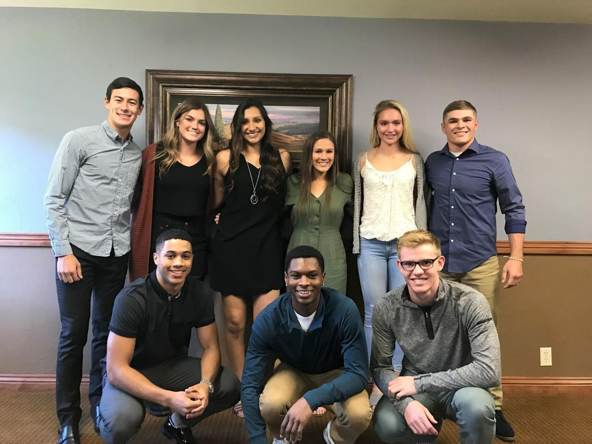 2019 Midland Roundtable Athlete of the Year finalists
