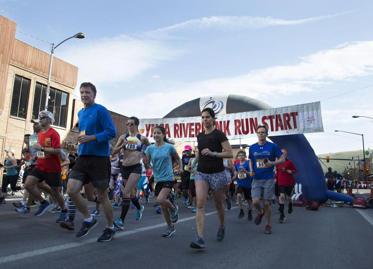 46th Annual YMCA Riverbank Run