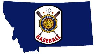 Montana American Legion Baseball logo