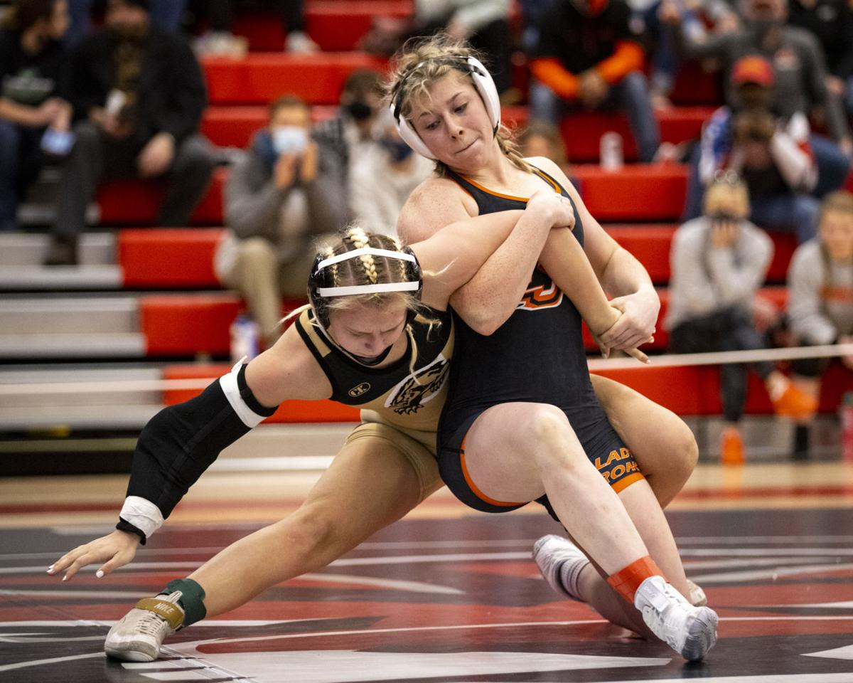 MHSA Girls Wrestling State Tournament
