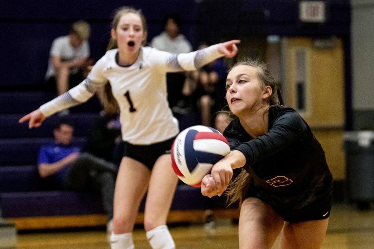 Sentinel vs. Hellgate volleyball 01