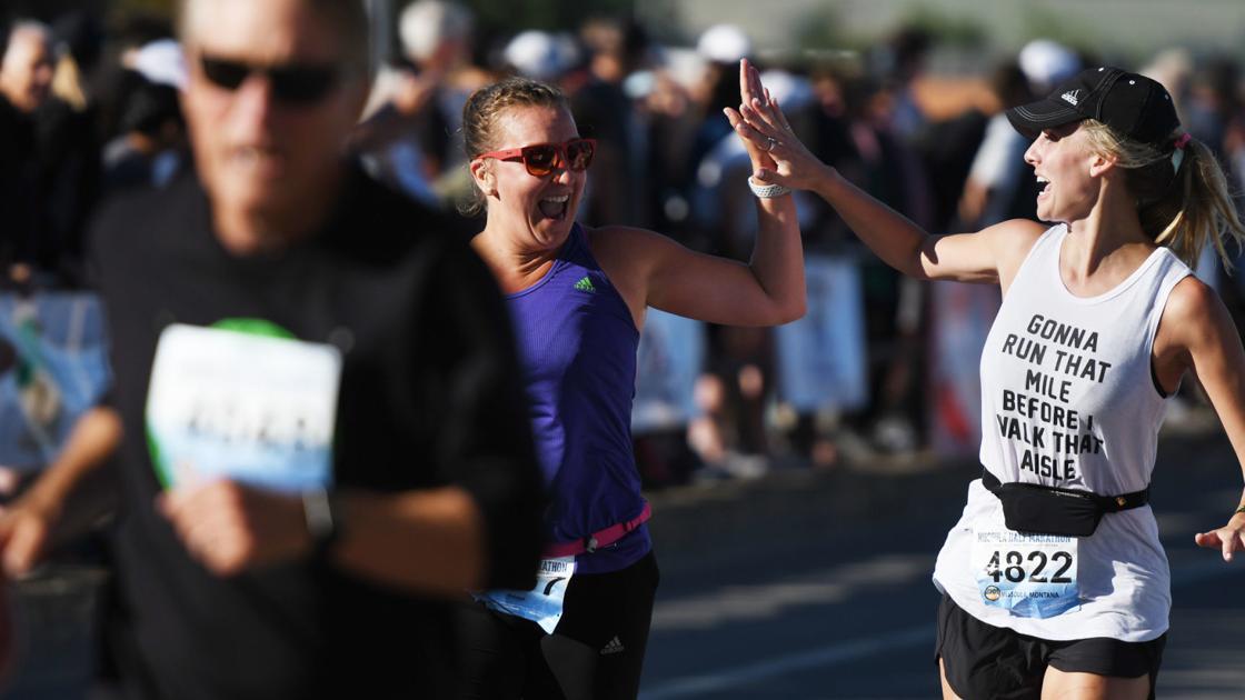 Women S Half Marathon Results Local 406mtsports Com