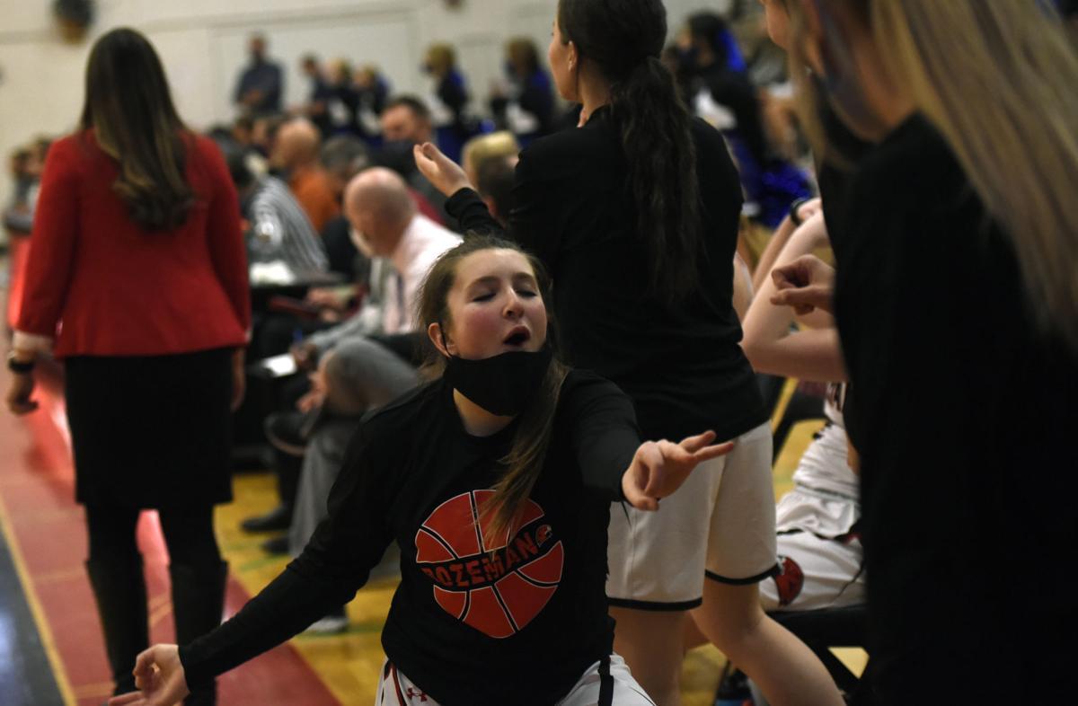 BHS v. GHS Girls Hoops