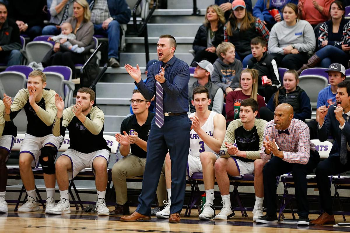Frontier Conference Power Rankings Men S Basketball Carroll
