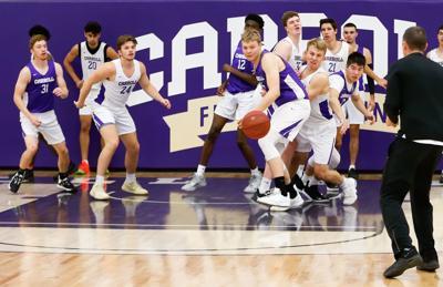 Carroll men's basketball