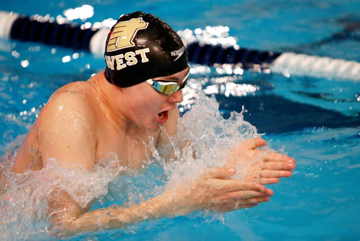 Billings Public Schools swim meet