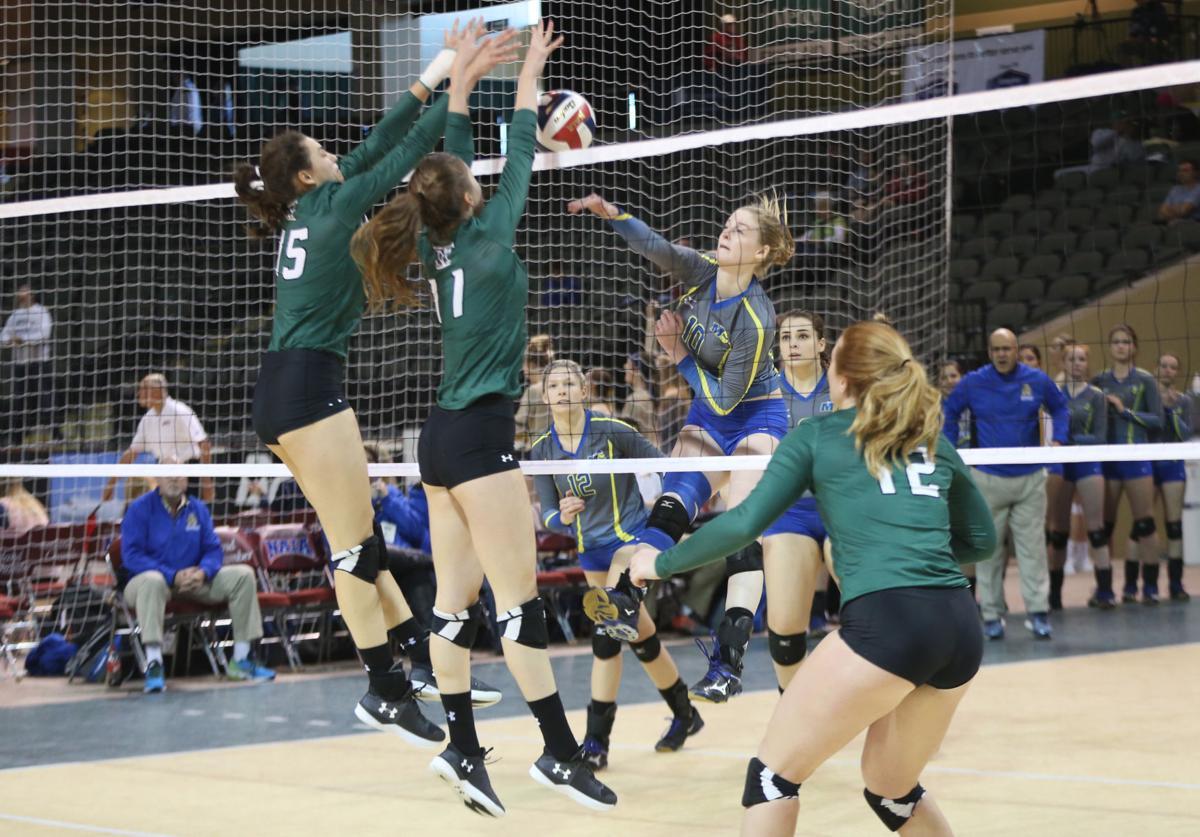 Montana Tech Volleyball Nationals 1
