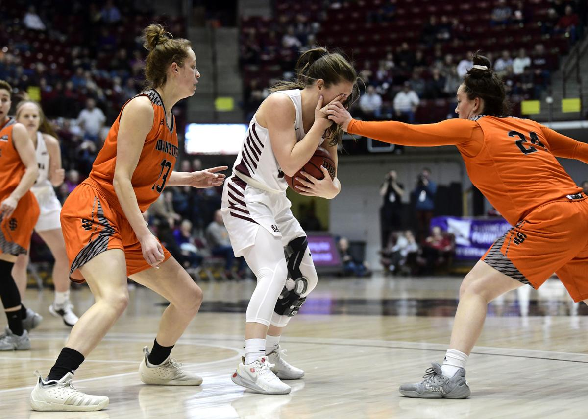 Lady Griz vs. Idaho State 02