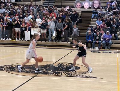Girls basketball: Billings Central at Laurel